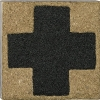 Black Cross Behind Kasimir Malevich
